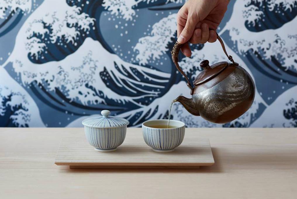 八屋 日本茶カフェ