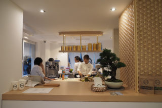 日本茶カフェ 八谷