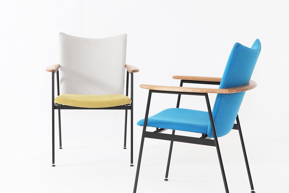 yu iron chair