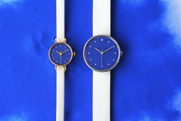 はなもっこ 時計