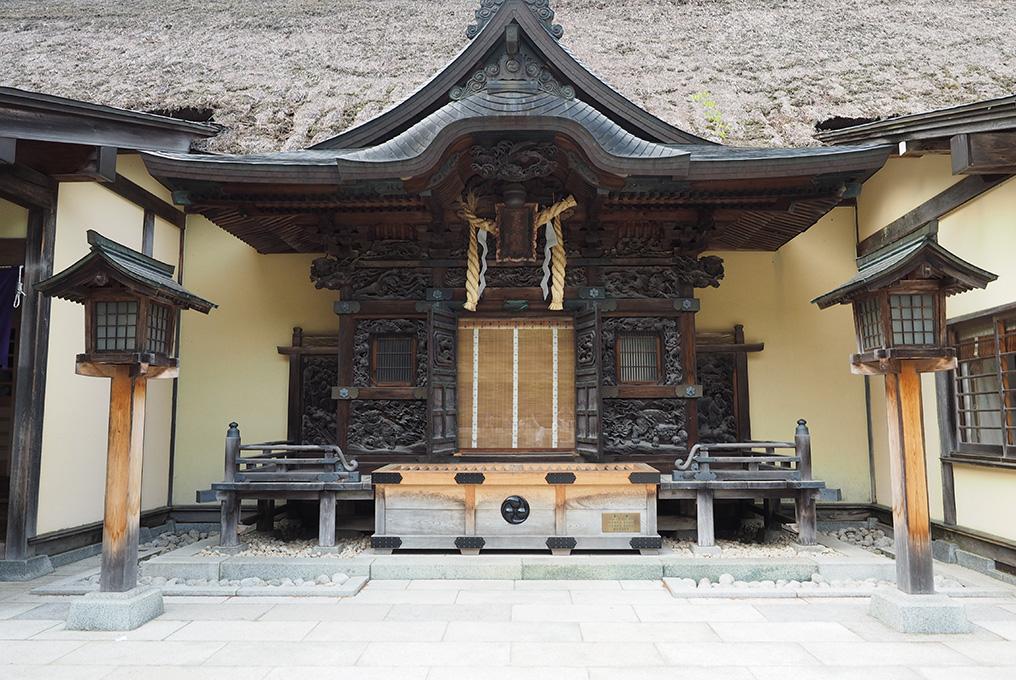 鹿沼 古峯神社