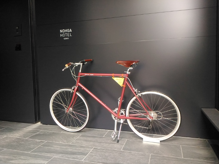 Tokyobike(トーキョーバイク)とコラボ