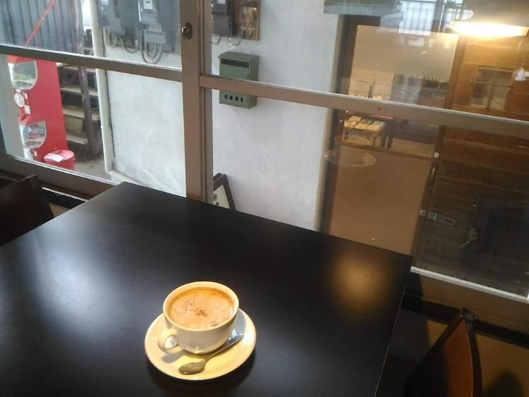 日光珈琲 玉藻小路のコーヒー