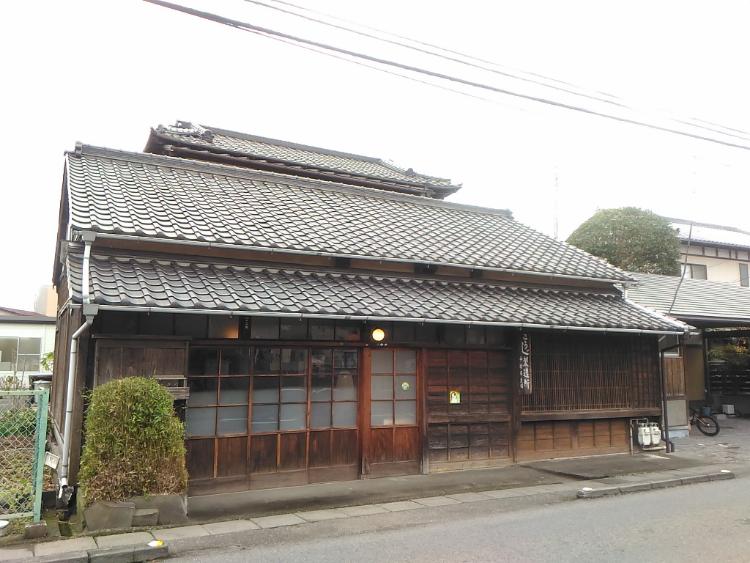 中村屋麹店の外観