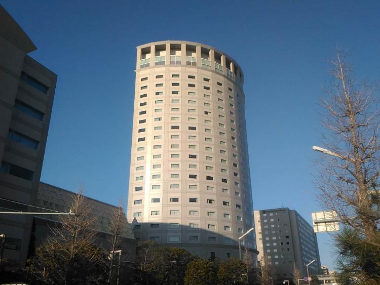 浦安ブライトンホテル東京ベイの外観