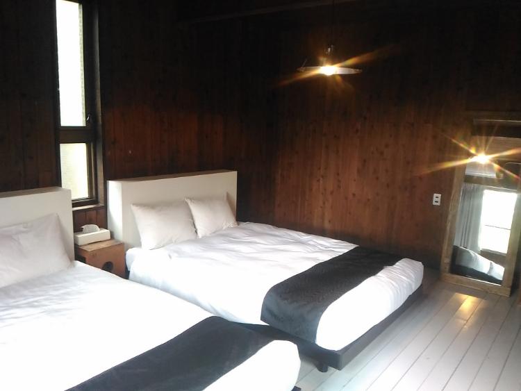 4つあるベッドルーム