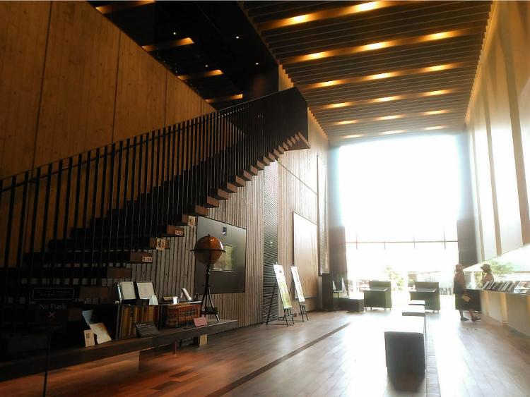 東洋文庫ミュージアムのオリエントホール