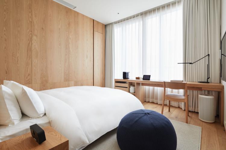 MUJI HOTEL GINZAの客室4