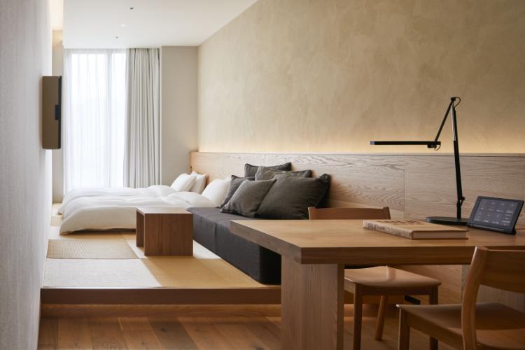 MUJI HOTEL GINZAの客室5