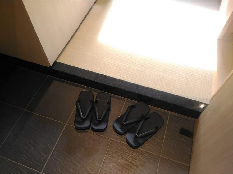ONSEN RYOKAN 由縁 新宿の客室
