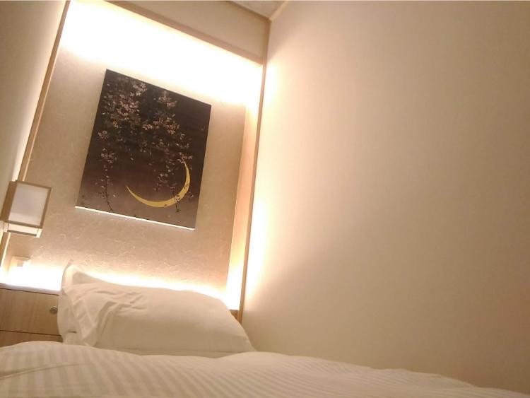 hotel zen tokyo(ホテル ゼン トーキョー)客室aoi