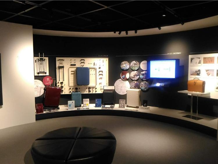 世界のカバン博物館カバンのひみつ
