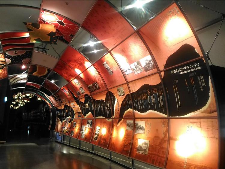 ねぶたの家ワ・ラッセタイムトンネル