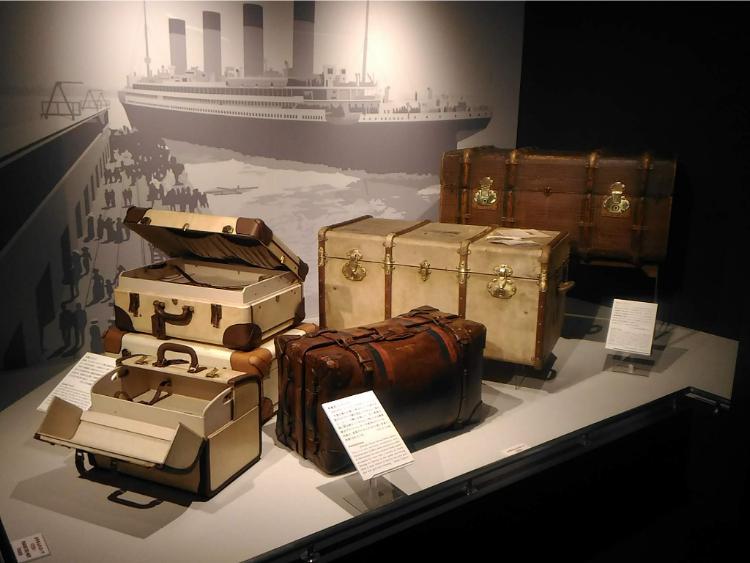 世界のカバン博物館キャビントランク