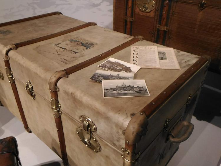 世界のカバン博物館キャビントランク2