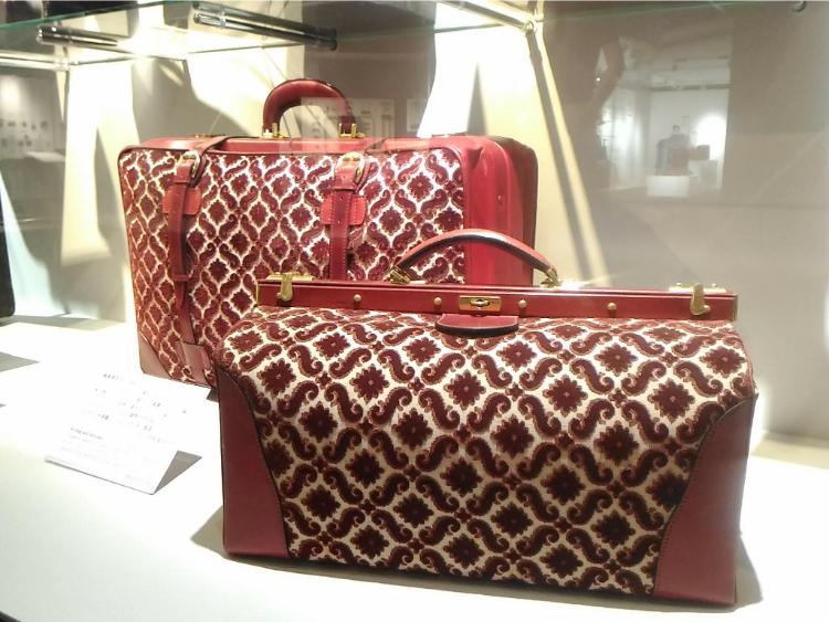 世界のカバン博物館イタリア製のカバン&スーツケース