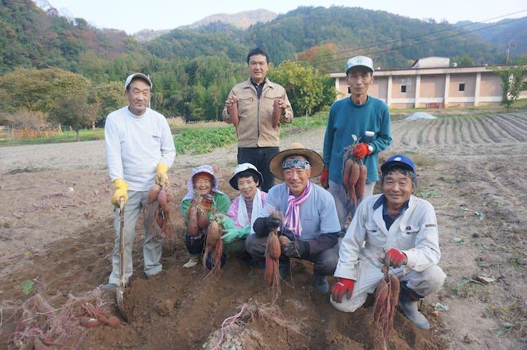 県外農家の皆産