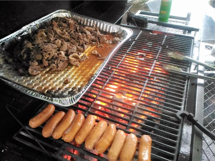 ONESTORY南会津ミニ大宴会BBQ