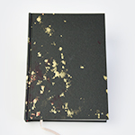 すずめや|「月のうたげ」にじみ ノート L