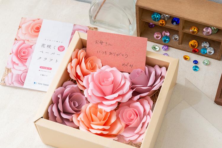 花咲くフラワーボックス イメージ