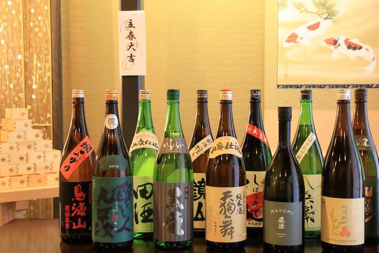 原宿 東郷記念館 日本酒