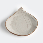 圭秀窯|豆皿 たまねぎ