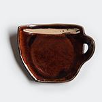圭秀窯|豆皿 カップ アメ