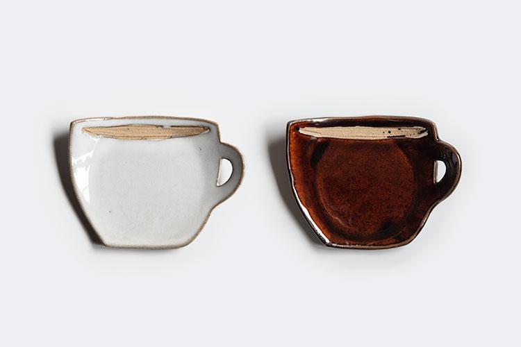 圭秀窯|豆皿 カップ