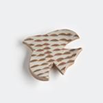 圭秀窯|箸置き とり フラシ