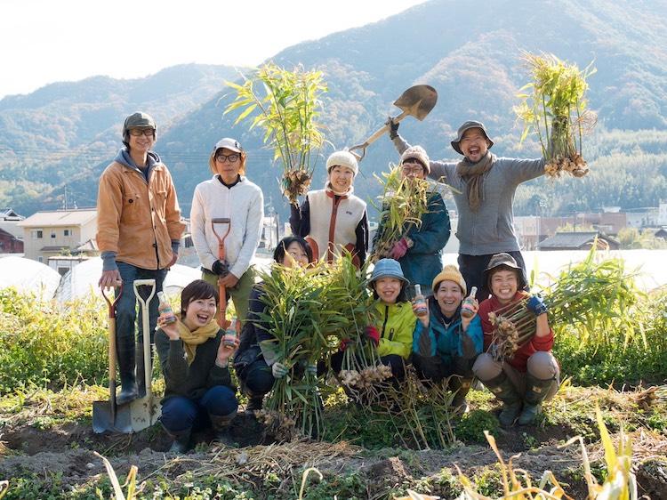 小豆島肥土山の農家「HOMAMAKERS」