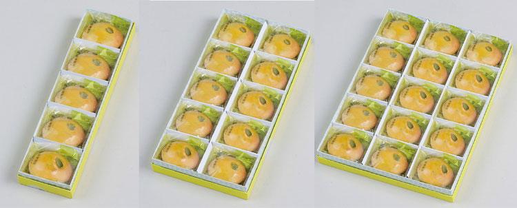 檸檬饅頭 爽々