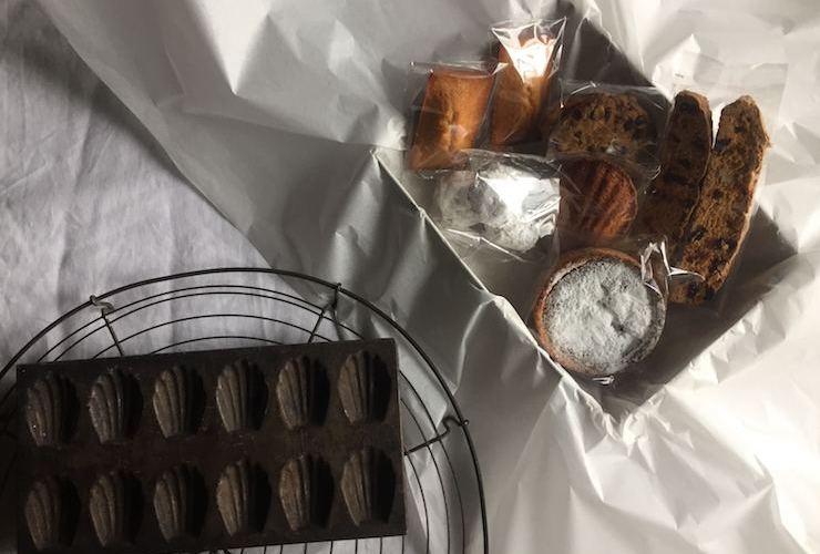 うぐいすと穀雨 お菓子のgift box